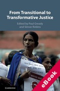 Cover of From Transitional to Transformative Justice (eBook)