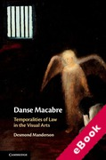 Cover of Danse Macabre: Temporalities of Law in the Visual Arts (eBook)