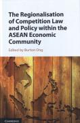 Cover of The Regionalisation of Competition Law and Policy within the ASEAN Economic Community