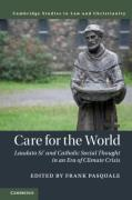 Cover of Care for the World: Laudato Si' and Catholic Social Thought in an Era of Climate Crisis