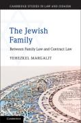 Cover of The Jewish Family: Between Family Law and Contract Law