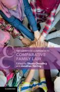 Cover of The Cambridge Companion to Comparative Family Law