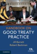 Cover of Handbook on Good Treaty Practice
