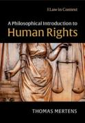 Cover of A Philosophical Introduction to Human Rights