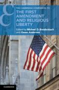 Cover of The Cambridge Companion to the First Amendment and Religious Liberty