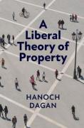 Cover of A Liberal Theory of Property