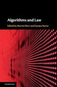 Cover of Algorithms and Law