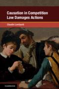 Cover of Causation in Competition Law Damages Actions