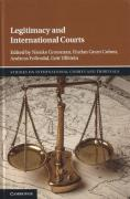 Cover of Legitimacy and International Courts