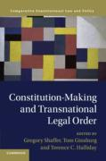 Cover of Constitution-Making and Transnational Legal Order