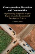 Cover of Transnational Development Projects, Private Mechanisms and the Rule of Law: Implementing and Alienating Indigenous Peoples' Land Rights