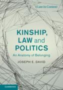 Cover of Kinship, Law and Politics: An Anatomy of Belonging