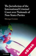 Cover of The Jurisdiction of the International Criminal Court over Nationals of Non-States Parties (eBook)