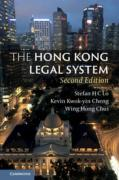 Cover of The Hong Kong Legal System