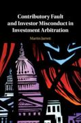 Cover of Contributory Fault and Investor Misconduct in Investment Arbitration