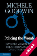 Cover of Policing the Womb: Invisible Women and the Criminalization of Motherhood (eBook)