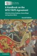 Cover of A Handbook on the WTO TRIPS Agreement