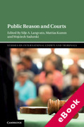 Cover of Public Reason and Courts (eBook)