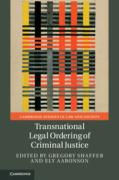 Cover of Transnational Legal Ordering of Criminal Justice