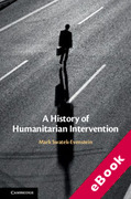Cover of A History of Humanitarian Intervention (eBook)