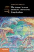 Cover of The Analogy between States and International Organizations