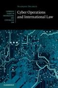 Cover of Cyber Operations and International Law