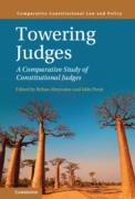 Cover of Towering Judges: A Comparative Study of Constitutional Judges
