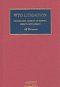 Cover of WTO Litigation: Procedural Aspects of Formal Dispute Settlement
