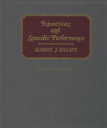 Cover of Injunctions and Specific Performance Looseleaf