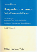 Cover of Design Protection in Europe: Decisions of European and National Courts Volume 2
