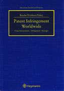 Cover of Patent Infringement Worldwide: Claim Interpretation, Infringement, Damages