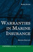 Cover of Warranties in Marine Insurance