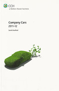 Cover of Company Cars 2011-12