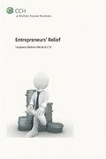 Cover of Entrepreneur's Relief