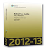 Cover of CCH British Tax Guide: Value Added Tax 2012 - 2013