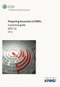 Cover of Preparing Accounts in iXBRL: A Practical Guide