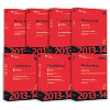 Cover of CCH The Red Book 2013-14 (Volumes 1A, 1B, 1C, 1D, 1E, 1F + Index)
