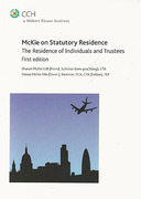 Cover of McKie on Statutory Residence
