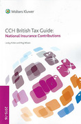 Cover of CCH British Tax Guide: National Insurance Contributions 2015-16
