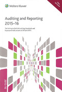 Cover of CCH Auditing and Reporting 2015-16