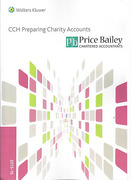 Cover of CCH Preparing Charity Accounts