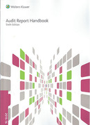 Cover of Audit Reports Handbook 2015-16
