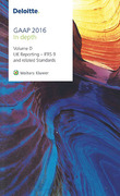 Cover of Deloitte GAAP 2016 (Volume D): UK Reporting – IFRS 9 and Related Standards