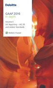 Cover of Deloitte GAAP 2016 (Volume E): UK Reporting - IAS 39 and Related Standards