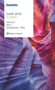 Cover of Deloitte GAAP 2016 (Volume C Parts 1 & 2): UK Reporting - IFRSs