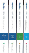 Cover of Deloitte International IFRS Pack 2016 (Volumes A 1&2, B & C)