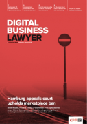 Cover of Digital Business Lawyer: Print + Single User Online Access