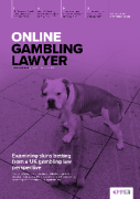 Cover of Online Gambling Lawyer: Print + Single-User Online Access