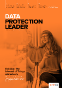 Cover of Data Protection Leader: Print + Single-User Online Access