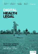 Cover of Digital Health Legal: Print + Single-User Online Access